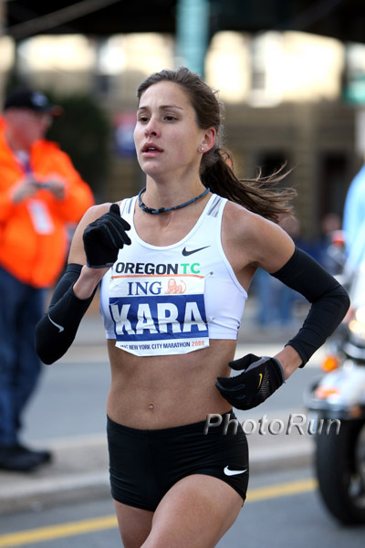 Kara Goucher_New York Marathon