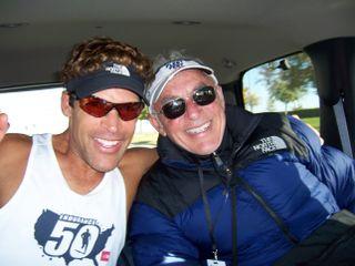 Dean & Nick-post 24 hour run