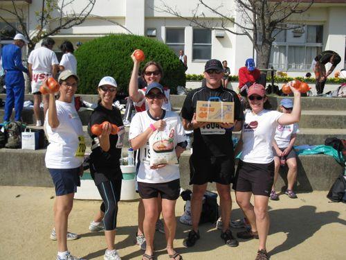 10 k  and half marathon