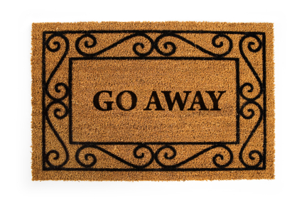 Go_away_mat